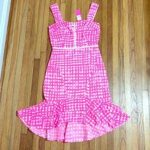 Super cute & fun Lilly Pulitzer dress!!💗🤍💗🤍